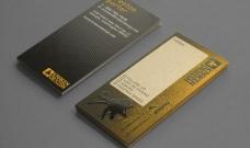 Kraken Design Business Card