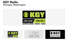KGY Radio Logo Update