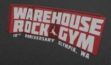 Warehouse Rock Gym Logo