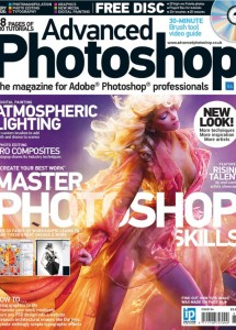 Advanced Photoshop Issue 84